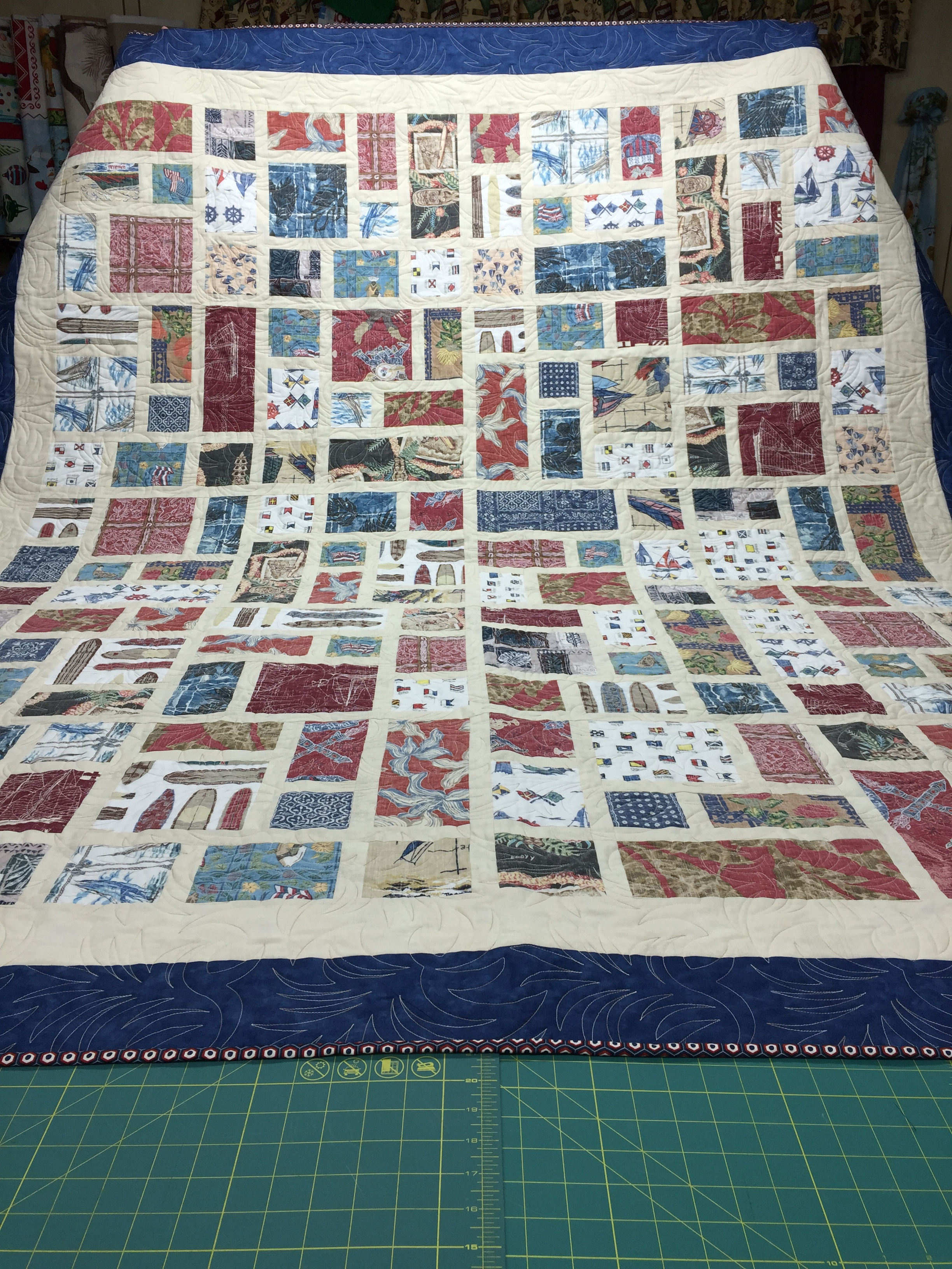 much sale a of cottages threads that lifetime and more sew lana s cottage quilts love img last for